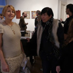 "Deivis Slavinskas's solo exhibition ""Dreams"" (2015) - the opening party"